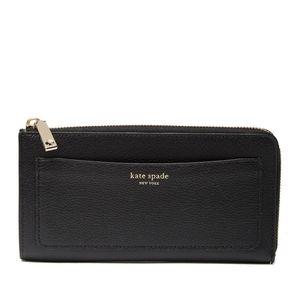 🆕 Kate Spade Eva L Zip Continental Wallet